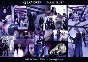 GLOOM - FATAL TRUST -Official Music Video